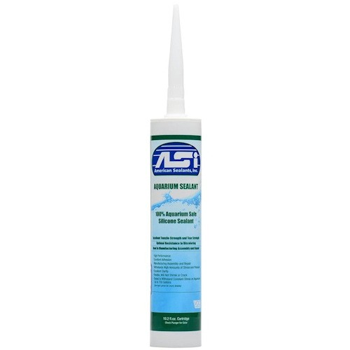 Aquarium Silicone Sealant - Black (ASI)