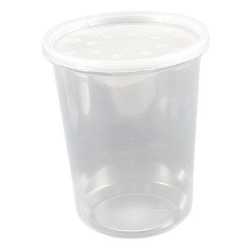 Fruit Fly Cup and Lid
