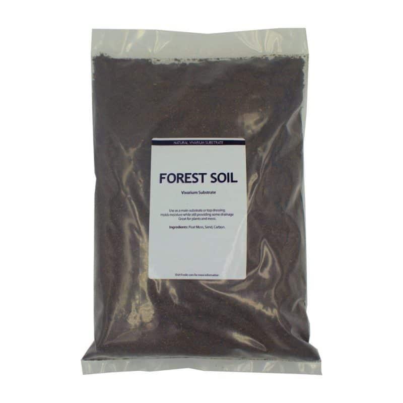 Forest soil